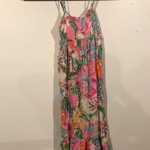 Lilly Pulitzer dress for a girl
